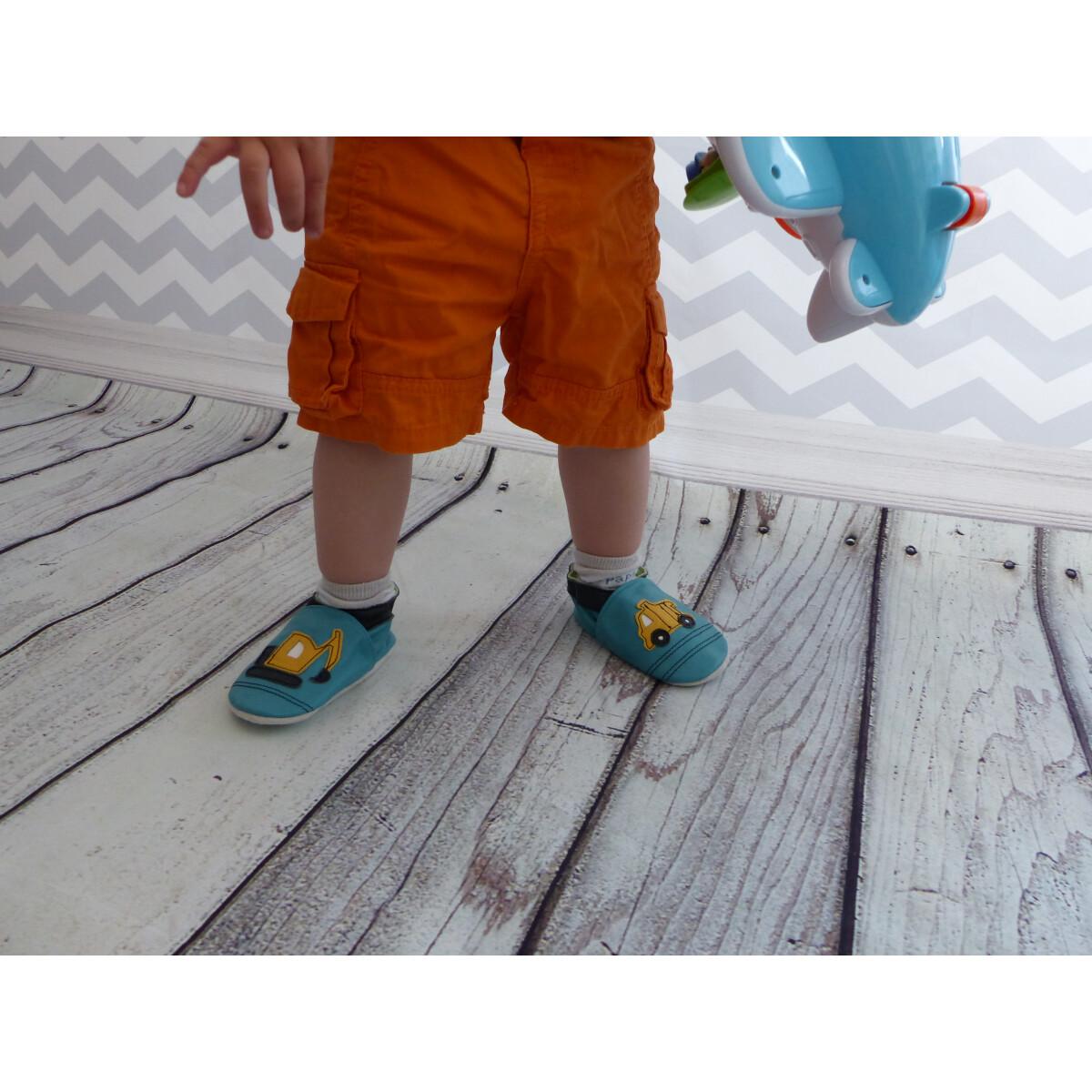 28 Echtleder NEU Leder Schuhe Puschen Hausschuhe Lederscuhe Größe XXXL 27